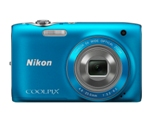 COOLPIX S3100 (Blue)