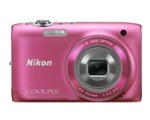 COOLPIX S3100 (Pink)