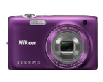COOLPIX S3100 (Purple)