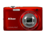 COOLPIX S3100 (Red)