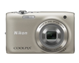 COOLPIX S3100 (Silver)