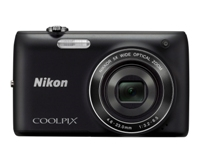 COOLPIX S4100 (Black)