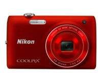 COOLPIX S4100 (Red)