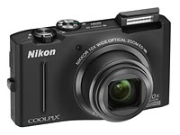 The Nikon COOLPIX S8100