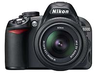 The Nikon D3100