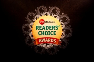 6th CNET Asia Readers' Choice 2010/11 Awards